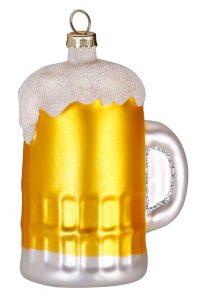 Christbaumschmuck Bier-Anhänger