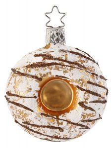 Christbaumschmuck Donut mit Zucker